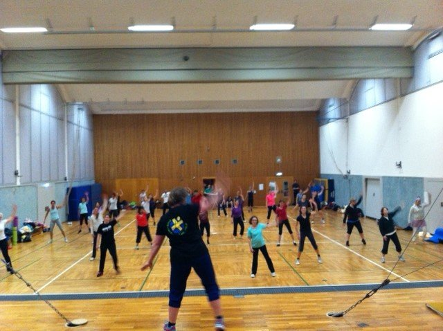 2015 Fitness Night 1